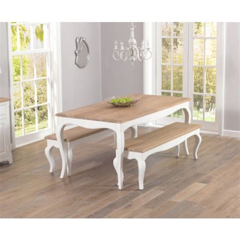 Ivory Painted Dining Table Ivory Painted Dining Table