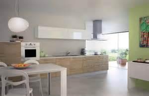 cuisine moderne de chez cuisinella photo 3 10 une ambiance agr 233 able et lumineuse r 232 gne dans