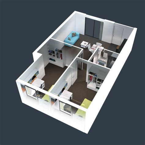 simple 2 bedroom house floor plans home plan bedroom house plans sq ft pictures 3d floor 2 of