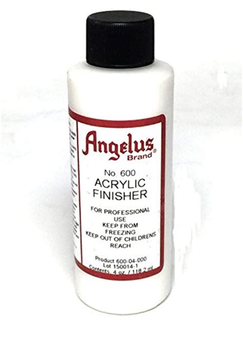 angelus paint in malaysia angelus brand acrylic leather paint finisher no 600 4oz