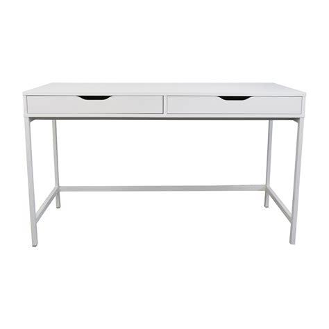 ikea white desk l ikea desks white hostgarcia