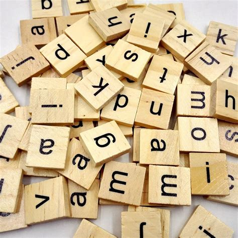 wooden scrabble set popular wooden alphabet blocks buy cheap wooden alphabet