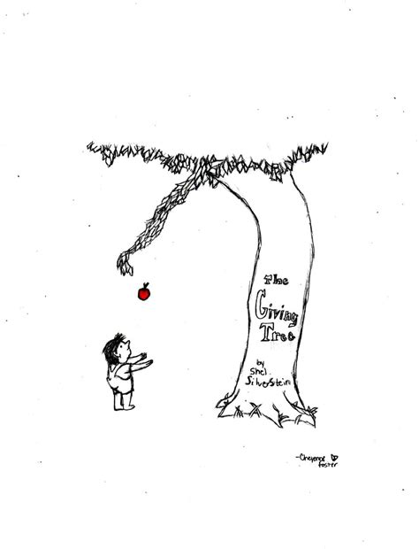 the giving tree picture book pdf the giving tree by colourwheell on deviantart