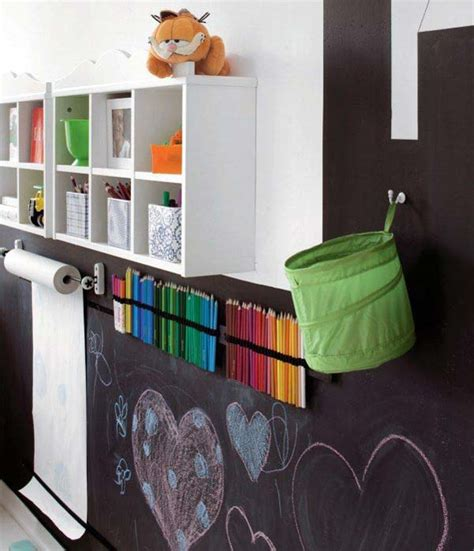 chalkboard for room 36 exciting ideas to decorate rooms with colored