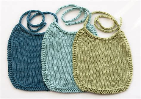 free knitted baby bib patterns how to knit 45 free and easy knitting patterns
