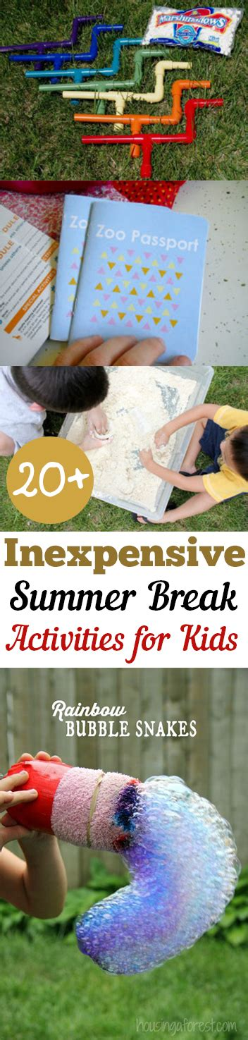 cheap summer crafts for 20 inexpensive summer activities for families