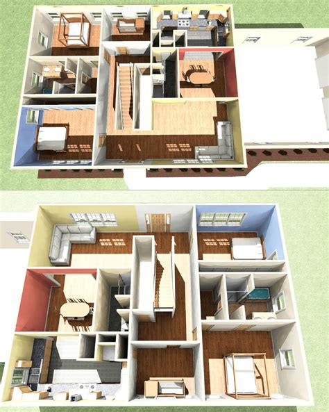 Small Footprint House Plans the new yorker cape house plan