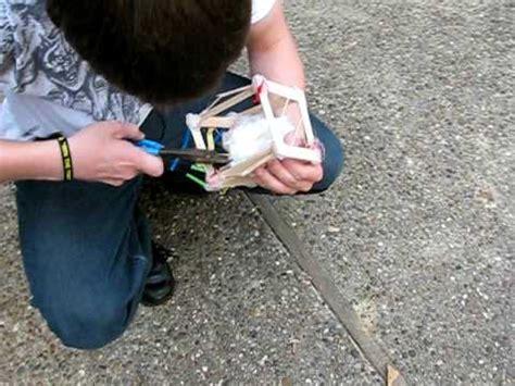 rubber sting classes egg drop