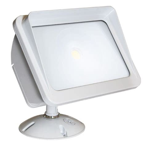 outdoor flood lights home depot defiant 180 degree white led motion outdoor security light