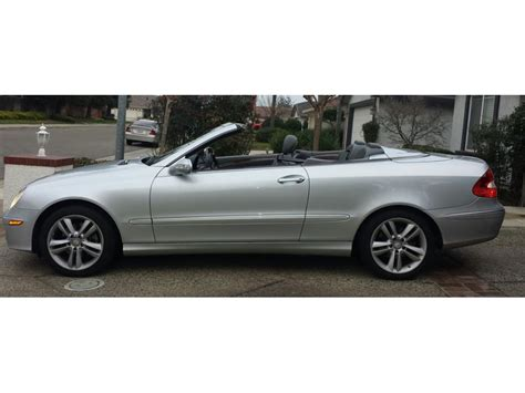 Mercedes For Sale By Owner by 2008 Mercedes Clk Class Sale By Owner In Atwater Ca
