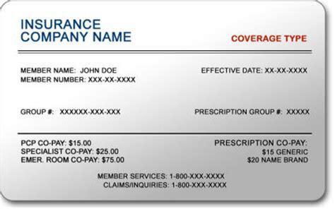 how to make a health insurance card willow creek pediatrics september 2010