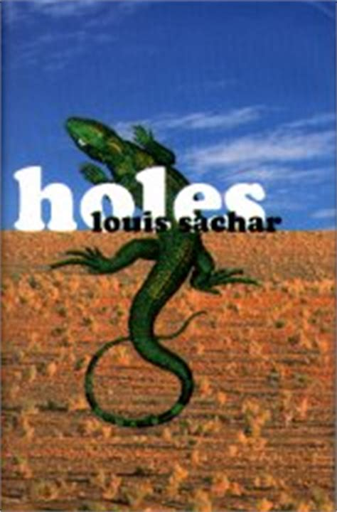 pictures of the book holes holes by louis sachar book review