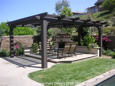 free standing patio covers cornerstone patio covers decks balconies serving southern
