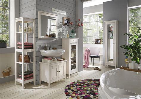 Badezimmermöbel Paula spiegelschrank 80x75x18cm kiefer massiv