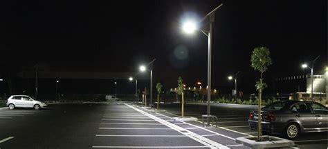 lights parks solar lighting for your car parking area od motoring