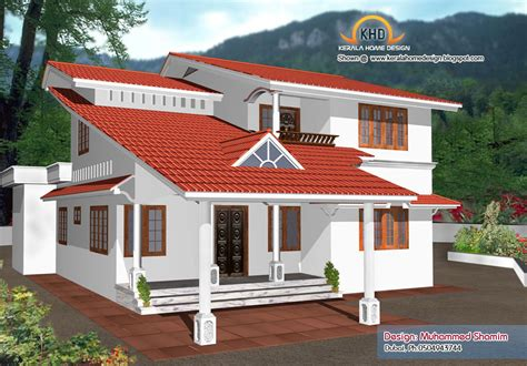 new homes plans 5 beautiful home elevation designs in 3d home appliance