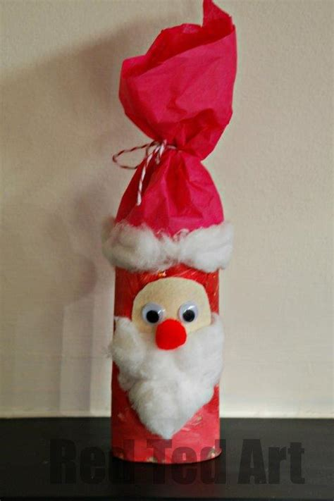 santa craft for toilet paper roll santa craft search results calendar 2015