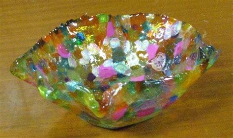 melted bead bowl melted bead bowl 183 a bead bowl 183 version by casa de loca