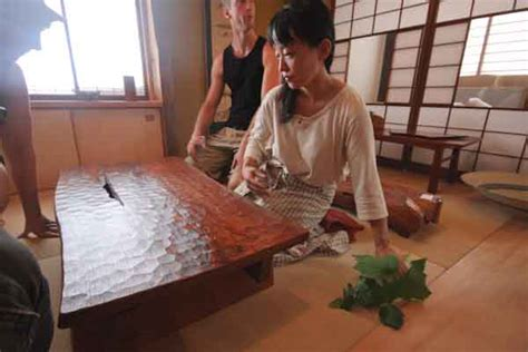 the japanese woodworker burns quaichs and experimenting with japanese woodworking