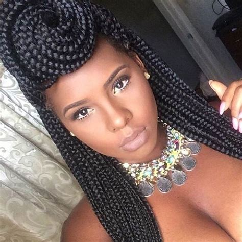braid styles with top trendy box braids hairstyles 2015 hairstyles 2017