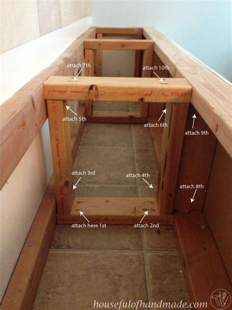 dining room storage bench 25 best ideas about built in bench on closet