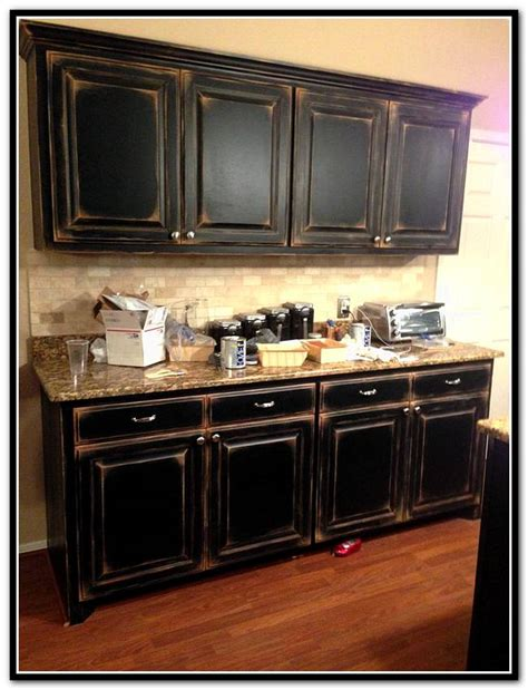 kitchen black cabinets black primitive kitchen cabinets home design ideas