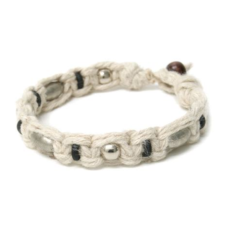 how to make a jewelry bracelet how to make hemp jewelry how to make hemp jewelry