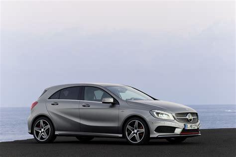 Mercedes A Class by Mercedes A Klasse Prijzen Vanaf 28 995 Autoblog Nl