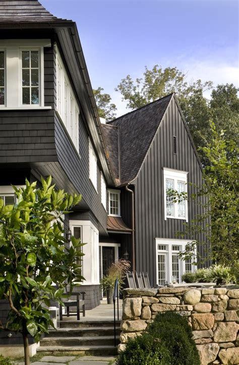 exterior house paint colors with black trim black houses home exterior paint ideas