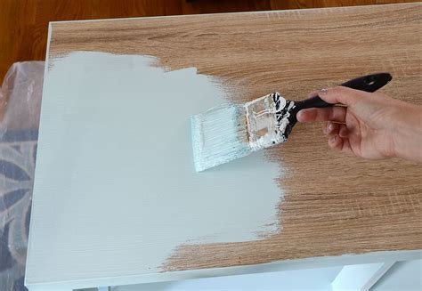 diy chalk paint chipping how to paint furniture with chalk paint