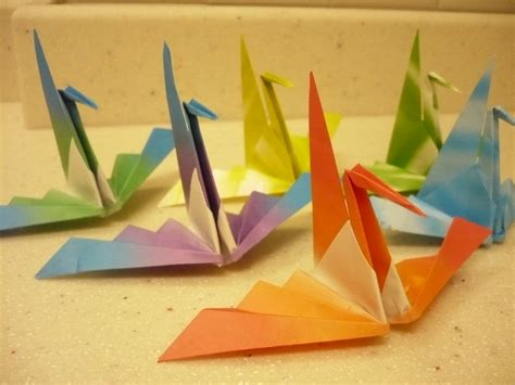 origami uses wavy wing origami crane useful origami useful origami