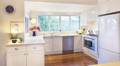 middle class kitchen designs grandes ideas para espacios peque 241 os