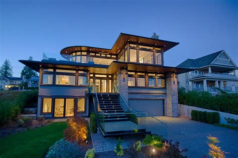 architectural house contemporary architecture hgtv