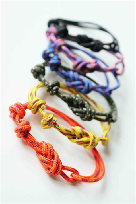 how to make rope jewelry 25 best ideas about rope bracelets on diy