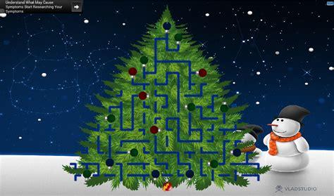 gratis tree light up puzzle gratis tree