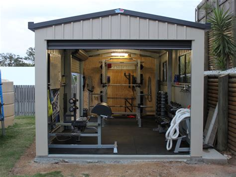 backyard garage ideas benefits of turning your shed into a