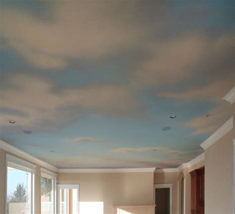 painting clouds on ceiling painting clouds on ceiling 171 ceiling systems