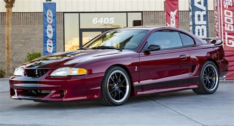 1997 Ford Mustang Gt by Shelby Reimagines The 1997 Ford Mustang Gt