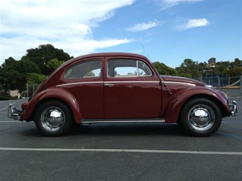 Volkswagen Classic Beetle For Sale by 1959 Vw Bug For Sale Original Owner Classic