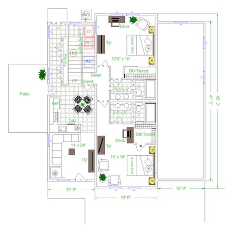 rv port home floor plans you ll this rv port home design it s simply spectacular