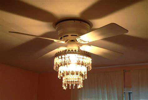 ceiling fans with chandeliers mess of the day ikea hack ceiling fan chandelier