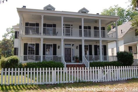 Farmhouse Home Plans porch designs amp ideas build a two story porch or double porch