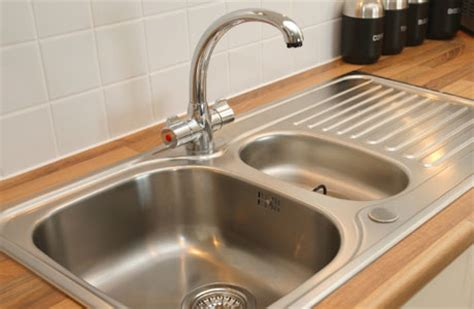 kitchen sink choices kitchen sink material choices smart home kitchen