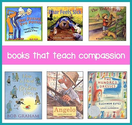picture books that teach empathy childrens books for teaching compassion and caring