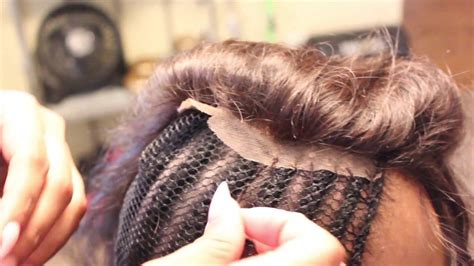 how to sew onto lace how to sew in lace closure