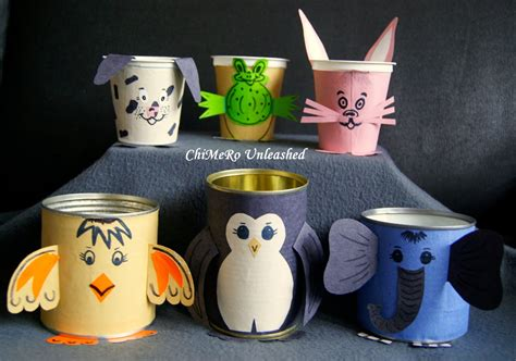 crafts can do 53 tin can crafts do small things with