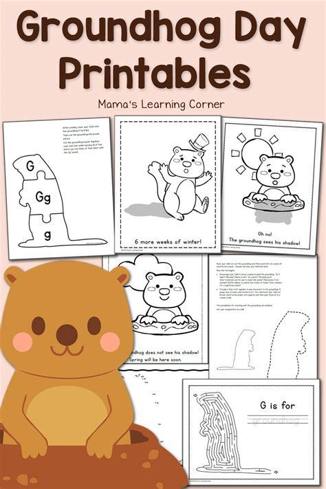 groundhog day kindergarten worksheets groundhog day kindergarten activities