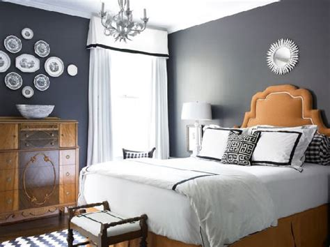 my wants room painted grey mad about the house
