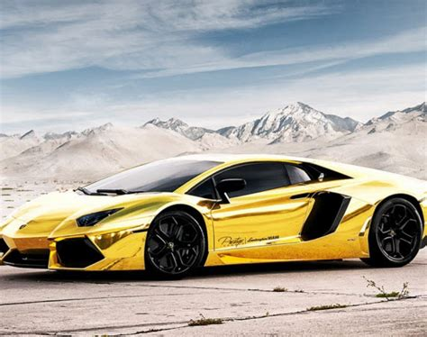 World No 1 Car Wallpapers by Black And Gold Lamborghini 36 High Resolution Wallpaper
