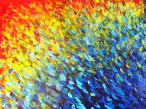 acrylic paint abstract sale original abstract acrylic painting colour splash water